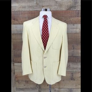 Christian Dior men's Two Button Sport Coat
